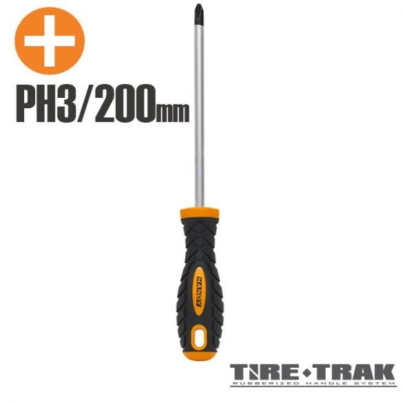 Csavarhúzó 200 mm PH3 10528