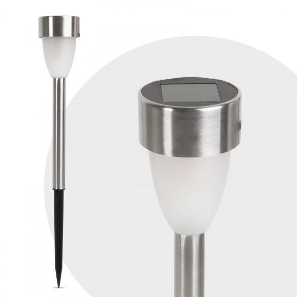 LED-es szolár lámpa - lángeffekt - műanyag - 360 x 55 mm 11231
