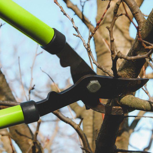 Ágvágó olló - acél penge - 390 x 135 x 27 mm 11284