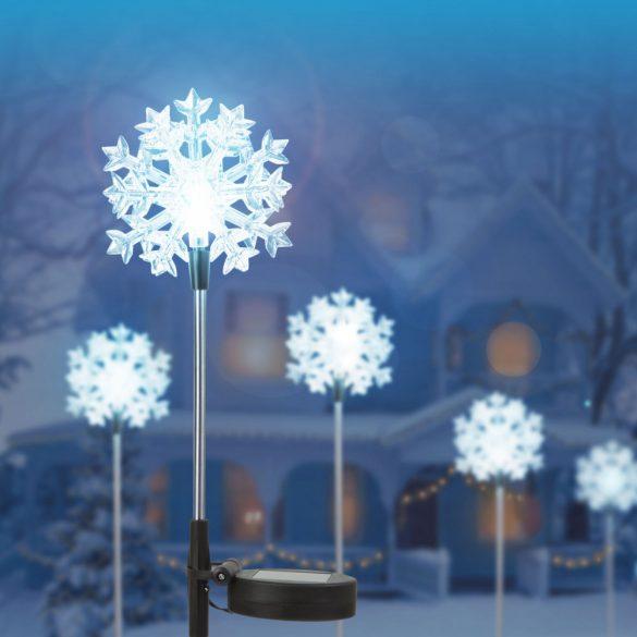 LED-es szolár lámpa  11393C