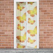 Szúnyogháló ajtóra pillangós 11398L