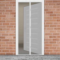 Szúnyogháló ajtóra fehér 11398WH