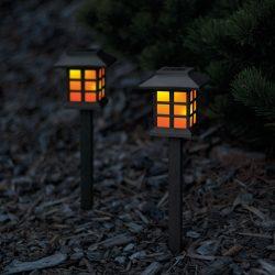 LED-es szolár lámpa 11403C