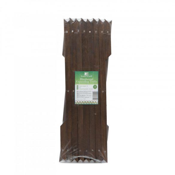 Ágyás szegély fából - 180 x 30 cm 11465