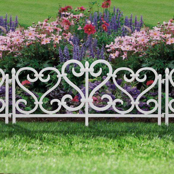 Virágágyás szegély / kerítés 11468A