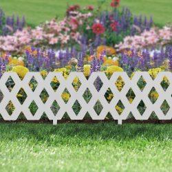 Virágágyás szegély / kerítés 11470A