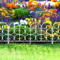 Virágágyás szegély / kerítés 11477A