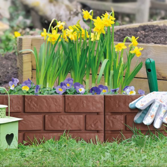 Virágágyás szegély / kerítés 11537