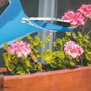 Öntapadós szúnyogháló cipzáros nyílással fehér 11612WH