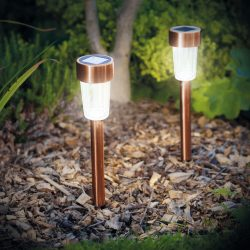 LED-es kültéri szolár lámpa  11702C
