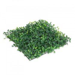 Műsövény - természetes zöld - 25 x 25 cm  11791
