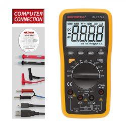Maxwell digitális multiméter 5az1-ben   25328