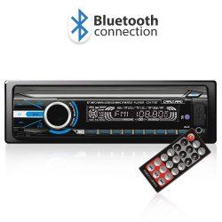 Carguard autórádió fejegység. 4 x 50 W .BT, FM ,SD / MMC / USB olvasóval   39702