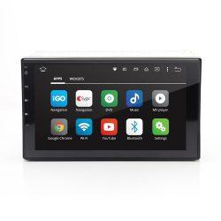"Carguard CD777 multimédiás autórádió,  fejegység 7"" Android, Wifi, Bluetooth, 16GB memória  39716"