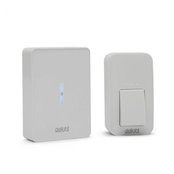 Digitális elem- és vezeték nélküli csengő - Kinetic   55339