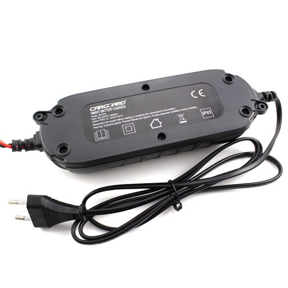 Automata akkumulátor töltő - 230 V - 4 A  55777B