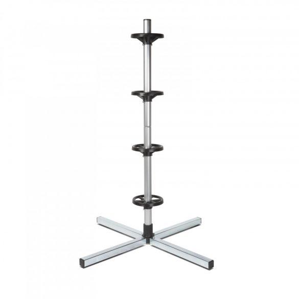 Keréktartó állvány - max 70 kg, 75 x 75 x 102 cm 55778