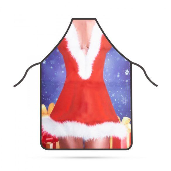 Kötény - karácsonyi - női 50 x 70 cm  55927C