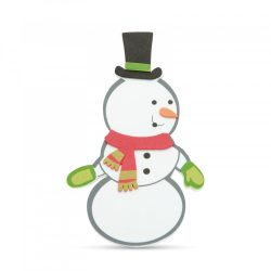 Karácsonyi kreatív habmatrica 55968B