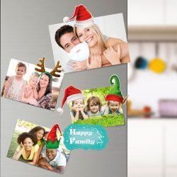 Karácsonyi hűtőmágnesek  55998D