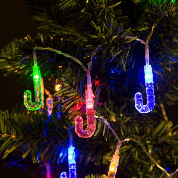 Fényfüzér - LED - nyalóka  56501C