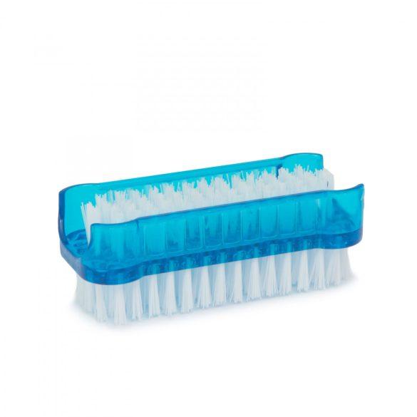 Körömkefe - kék, fehér - 2 db / csomag 57144B