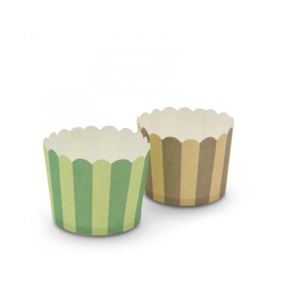 Muffin papír szett 57168B1