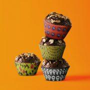 Muffin papír szett - halloween - 100 db / csomag  57168W
