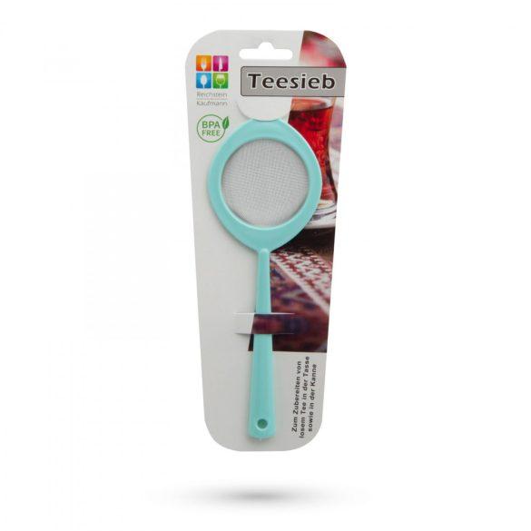 Teaszűrő nyéllel - 16 x 5,5 cm - 4 szín 57201B