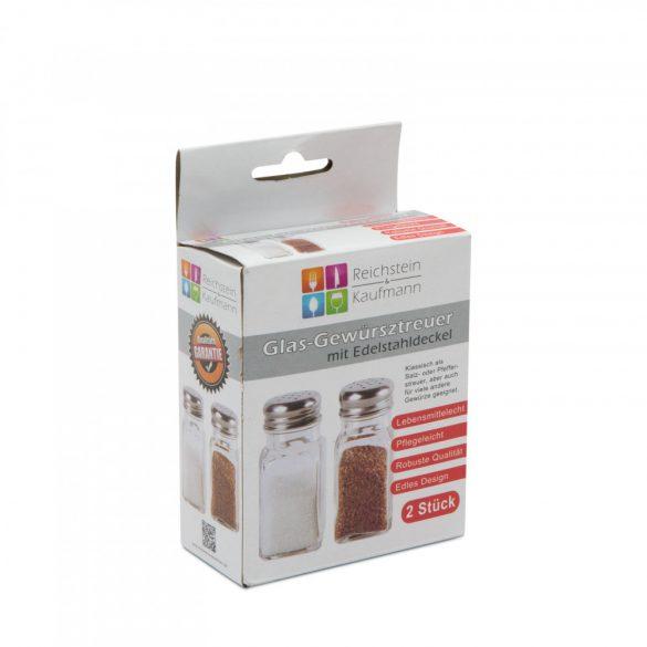 Só- borsszóró - üveg szett - 2 db / doboz 57309