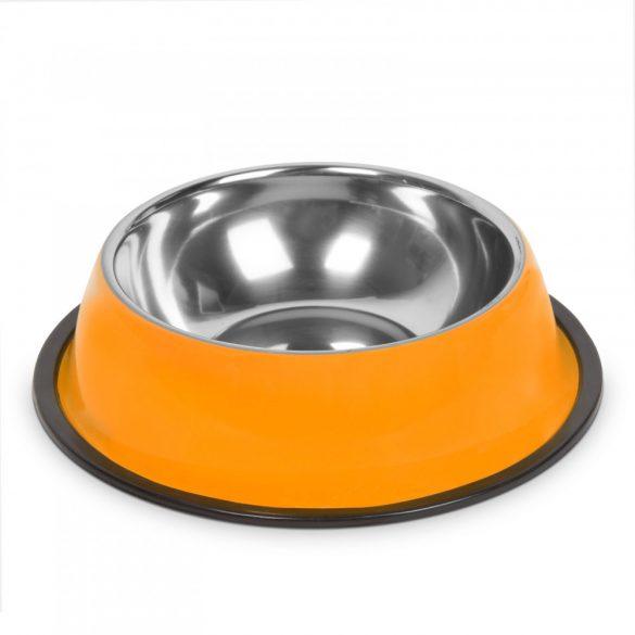 Etetőtál - 22 cm - narancssárga  60006OR