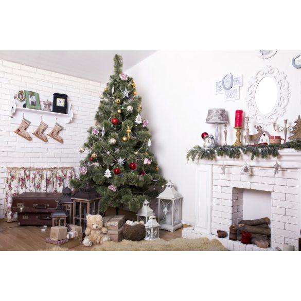 Vinyl szövet háttér fotózáshoz.Karácsonyi fotó háttér 210cm x 150cm sd-434